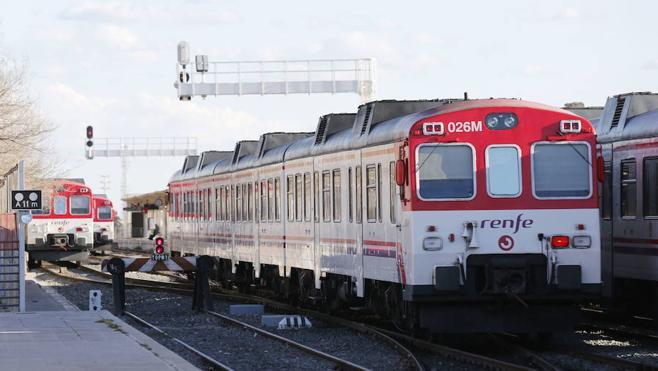Los trenes de Cercanías de la línea Utiel-Valencia volverán a llegar a la Estación del Norte