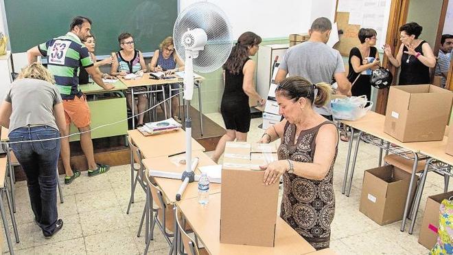 El Consell destina 8,7 millones al banco de libros de los centros concertados