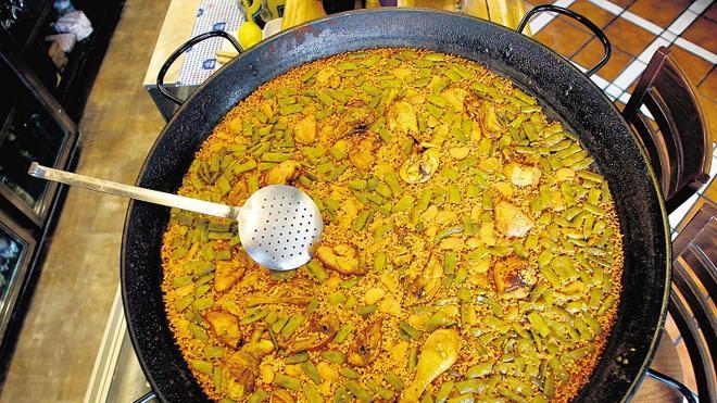 La paella valenciana, candidata a las 7 Maravillas Gastronómicas España 2016
