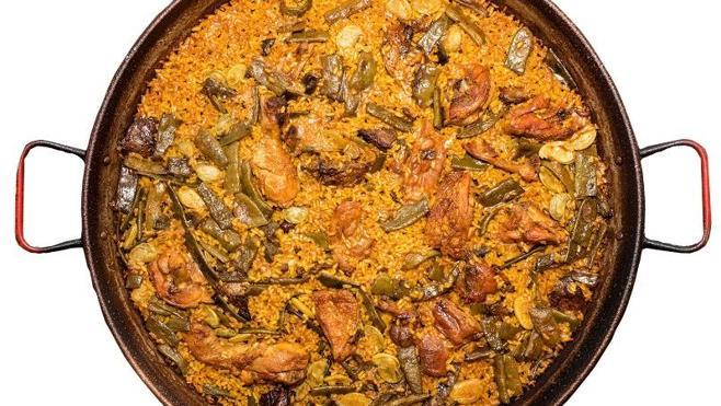 La paella entre las favoritas en las votaciones de 'Las 7 Maravillas Gastronómicas' de España