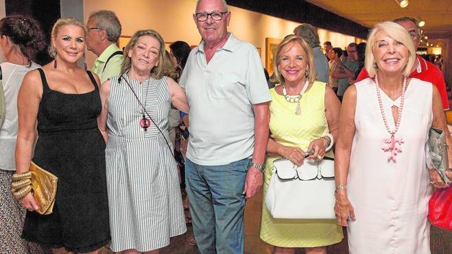 La sociedad valenciana se vuelca con Pinazo