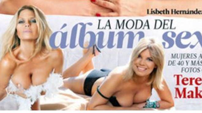 Mujeres anónimas de 40 años, desnudas en la portada de Interviú