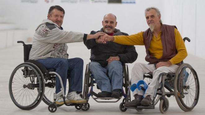 «La pilota necesita abrirse a grupos como los discapacitados»