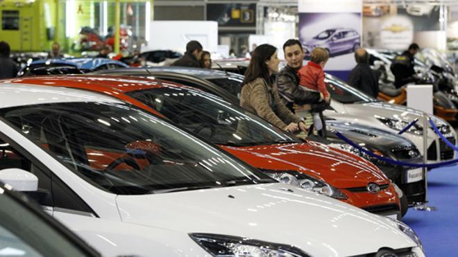 La Feria del Automóvil de Valencia expondrá más de 3.000 coches de 40 fabricantes