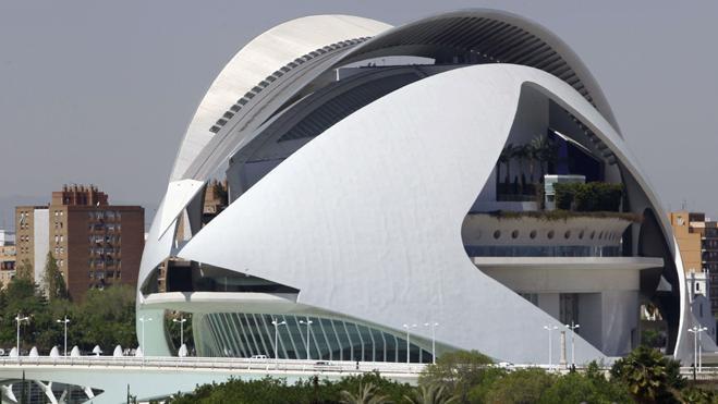 Les Arts invita a la ópera a 700 taxistas de la ciudad