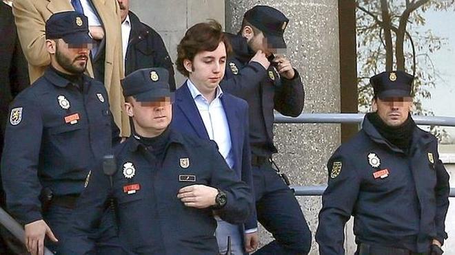 El 'pequeño Nicolás' trató de estafar a Mercadona en nombre del Gobierno
