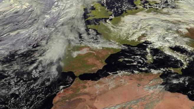 El tiempo de Valencia, Alicante y Castellón: El fin de semana comienza con pocas nubes y acaba con lluvias, aunque débiles