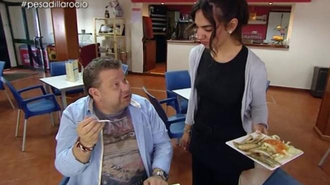 Terraza Rocío Chicote Visita El Restaurante Más Sucio