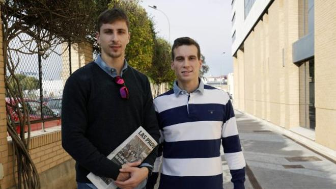 Puchol II y Moltó, mano a mano