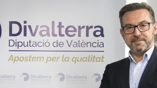Víctor Sahuquillo dimite como gerente de Divalterra