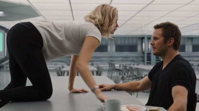 Jennifer Lawrence habla sobre su primera escena de sexo en 'El Hormiguero 3.0'