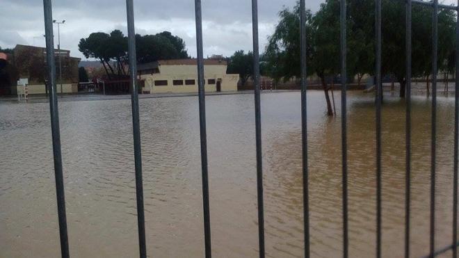 Más de cuarenta municipios suspenden la jornada lectiva del lunes por el temporal