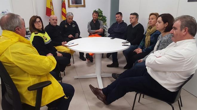 El Ayuntamiento de Xàbia suspende la jornada lectiva de mañana de los centros de la localidad