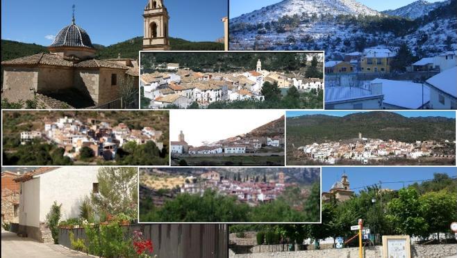 21 pueblos fantasma en la Comunitat Valenciana