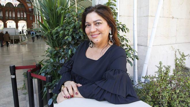 Josita Boluda, la vocación que surgió entre falleras