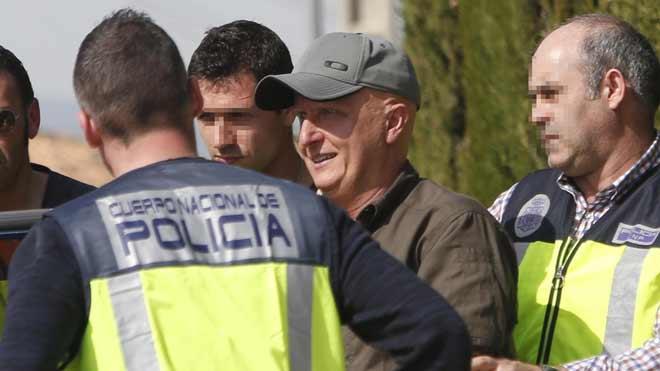 Paco Sanz, el valenciano de los 2.000 tumores, detenido por estafa, blanqueo y apropiación indebida con su enfermedad