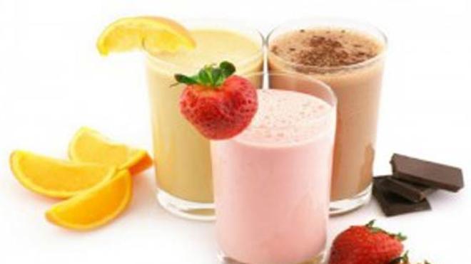 ¿Son malos los batidos de proteína?