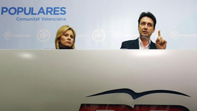 Mari Carmen Contelles disputará a Vicente Betoret la presidencia del PP de Valencia