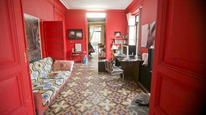 La casa de Álex Francés