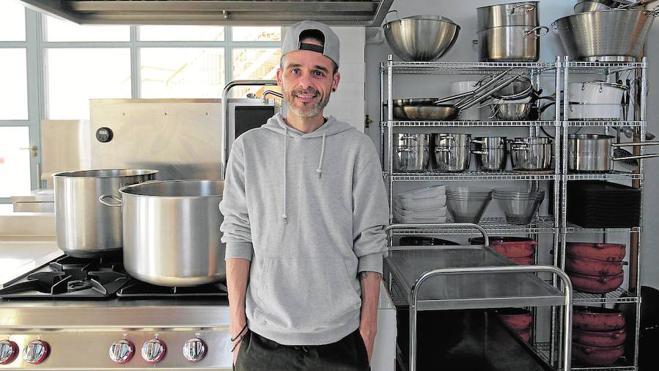 «Pasé de restaurantes de alto nivel a cocinar lentejas para niños»