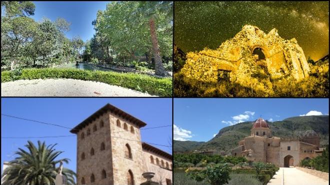 Cuatro rutas para conocer algunos pueblos de la Comunitat Valenciana