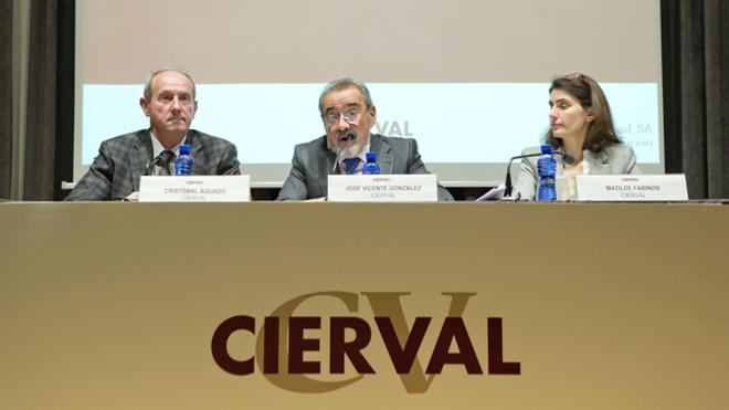 El juez acuerda la extinción definitiva de Cierval