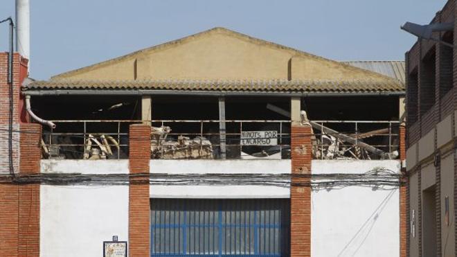 La reforma de la Ciudad Fallera de Valencia se eterniza