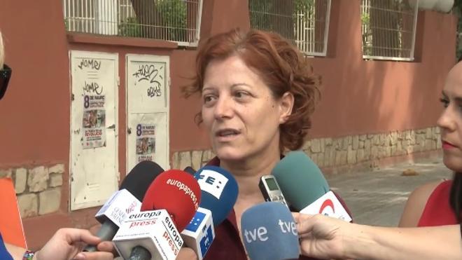 La directora del centro de menores de Monteolivete: «Se cierra porque no cumple los requisitos de habitabilidad»