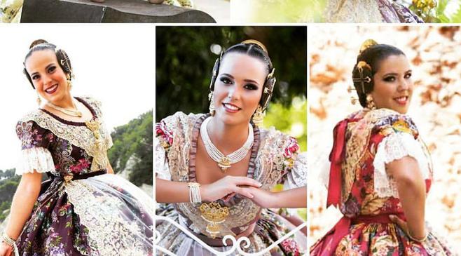 Las candidatas a falleras mayores de Dénia desfilarán vestidas de valenciana en un acto público