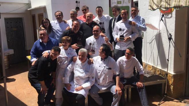 Miguel y Juani de L'Alcúdia cocina la mejor olla de carabassa de Serra