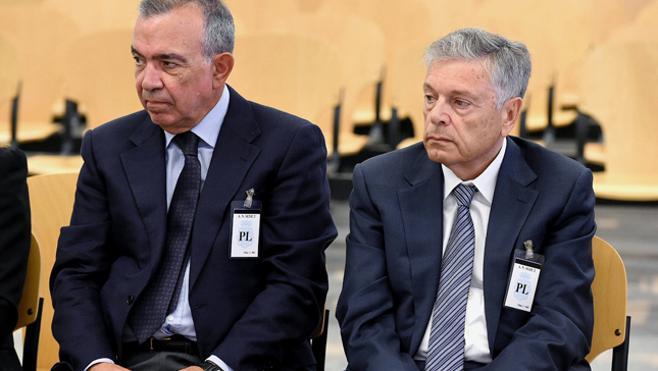 El expresidente de la CAM declara que ignoraba los problemas de la caja 15 días antes de la intervención