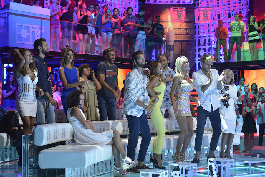 Fotos del debate final de 'Supervivientes 2016'