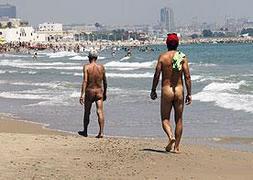 Playas Al Desnudo Las Provincias