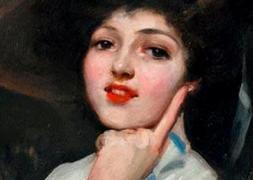 Se vende por unos 209.000 euros un retrato de Sorolla de 'La bella ...