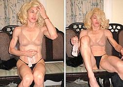 Madonna Desnuda En Cuatro Fotos Difundidas Por Internet Las