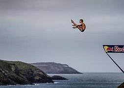 Los saltos imposibles del Red Bull Cliff Diving | Las Provincias