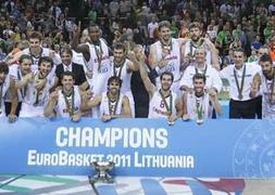 Calendario Eurobasket.Calendario Horarios Y Television Del Eurobasket 2013 De